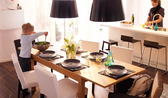 Dining Tables & Kitchen Tables – Dining Room Tables | Ikea In Dining Room Tables (Image 11 of 25)