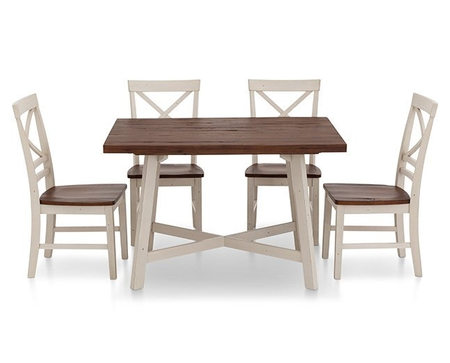 Dining Tables, Kitchen Tables | Furniture Row In Dining Room Tables And Chairs (View 19 of 25)