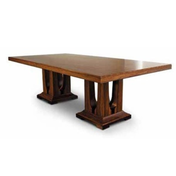 Dining Tables – Laurent Dining Table – Rectangular : Donghia : Pro In Laurent Rectangle Dining Tables (Image 4 of 25)