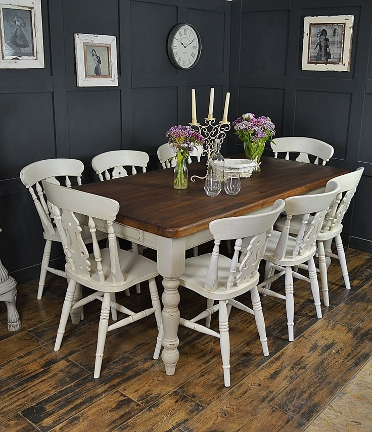 Dining Tables. Marvellous 8 Seater Dining Table Set: 8-Seater-Dining regarding White Dining Tables 8 Seater