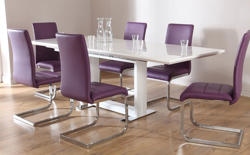 Dining Tables: Marvellous 8 Seater Dining Table Set 8 Seater Dining With White 8 Seater Dining Tables (Image 11 of 25)
