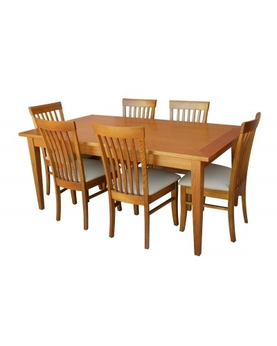 Dining Tables Pertaining To Leon 7 Piece Dining Sets (View 13 of 25)