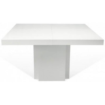 Dining Tables Regarding Shiny White Dining Tables (Image 11 of 25)