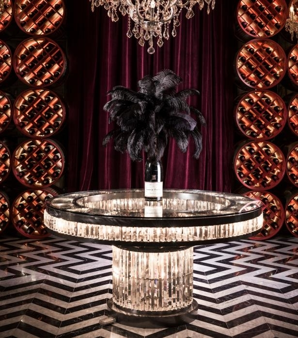 Dining Tables – Rex Light | Timothy Oulton Intended For Crystal Dining Tables (View 15 of 25)
