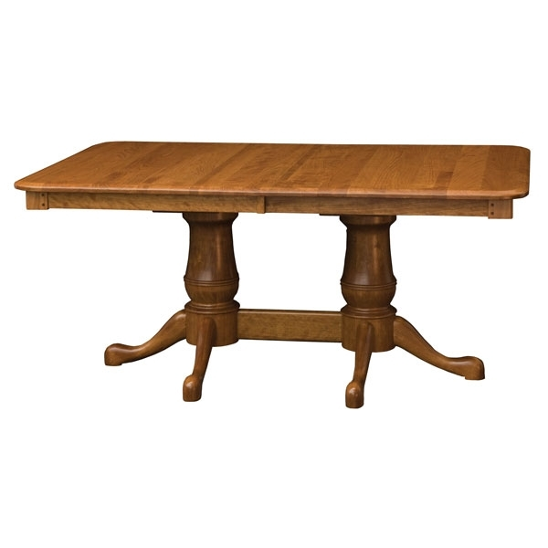 Dining Tables | Shipshewana Furniture Co. in Valencia 72 Inch Extension Trestle Dining Tables