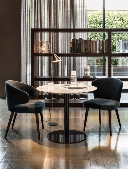 Dining Tables   Tables   Bellagio Bistrot   Minotti   Gordon (Image 21 of 25)