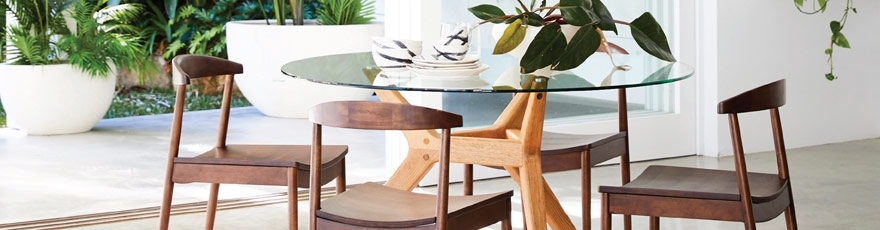 Dining Tables throughout Jaxon 5 Piece Extension Round Dining Sets With Wood Chairs