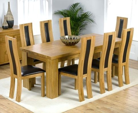 Dining Tables With 8 Chairs Square Table Amusing Chair Person Room Inside Dining Tables And 8 Chairs For Sale (Image 19 of 25)