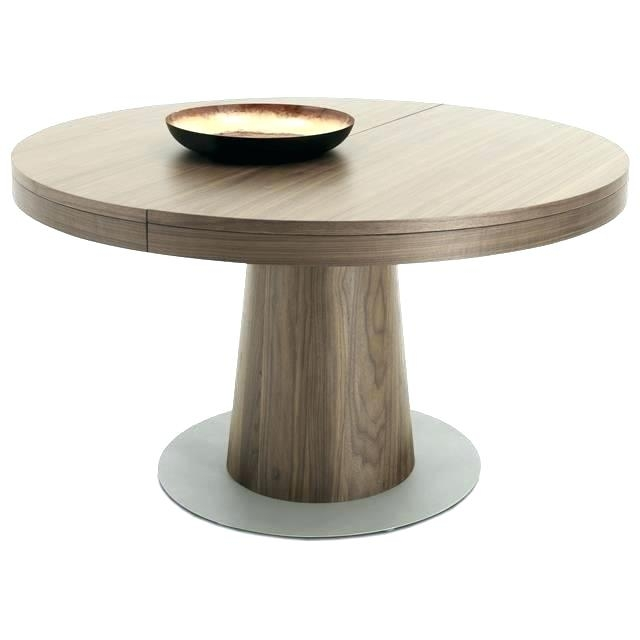 Dining Tables With Extension Proper Care Of The Dining Table Inside Small Round Extending Dining Tables (View 11 of 25)