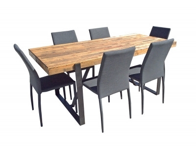 Dining Throughout Leon 7 Piece Dining Sets (View 17 of 25)