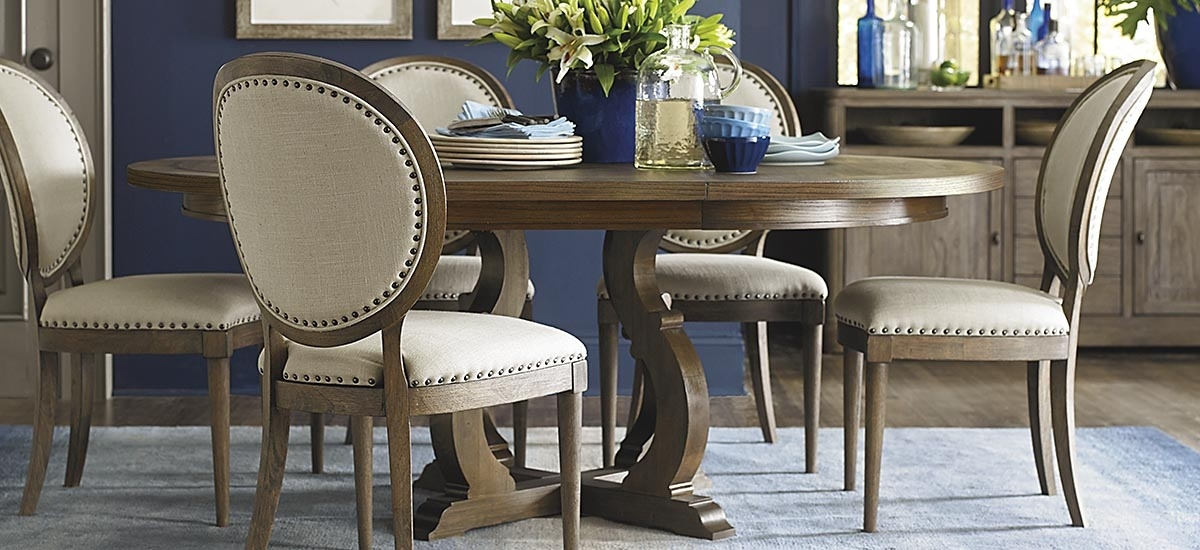 Diningbassett Furniture With Artisanal Dining Tables (Image 13 of 25)