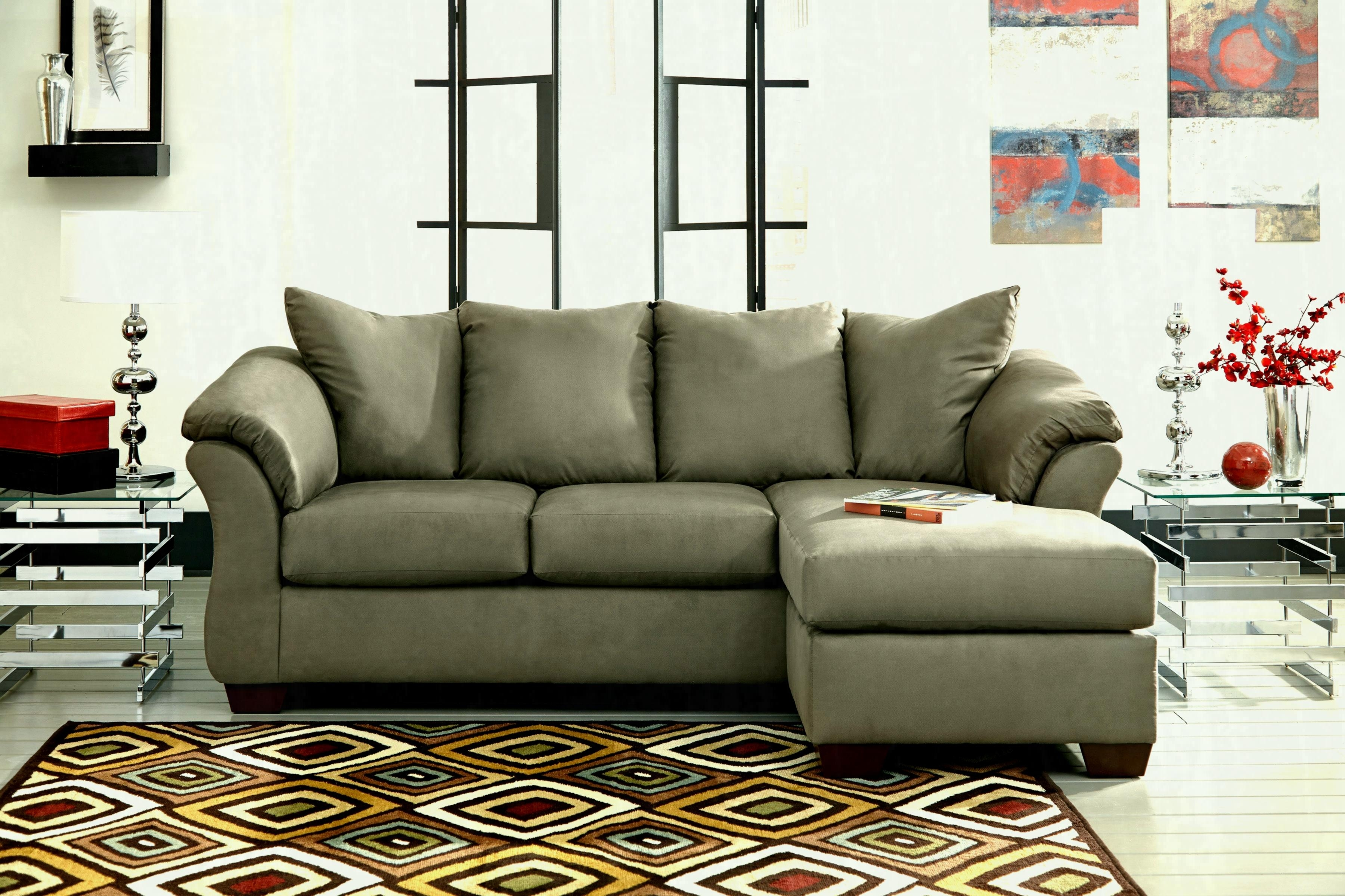 Display Product Reviews For Mcculla Sofa With Reversible Chaise With Regard To Mcculla Sofa Sectionals With Reversible Chaise (Image 5 of 25)