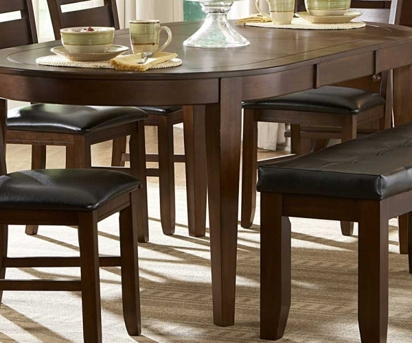 Diverting Magnolia Home English Country Oval Table Magnolia Home In Magnolia Home English Country Oval Dining Tables (Image 7 of 25)