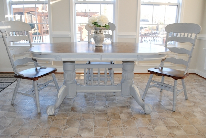 Diy French Country Dining Table With French Country Dining Tables (Image 6 of 25)