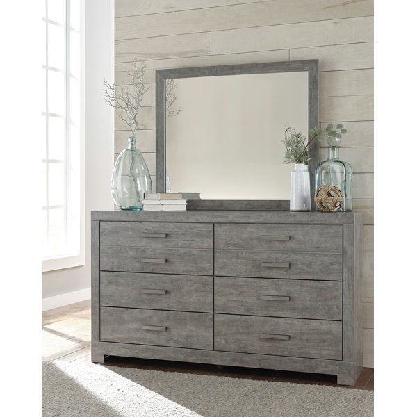 Dresser Draw Dividers | Wayfair With Regard To Bale Rustic Grey 6 Piece Dining Sets With Pearson Grey Side Chairs (Image 13 of 25)