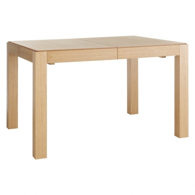 Drio 4 10 Seat Oak Extending Dining Table | Buy Now At Habitat Uk Inside Extending Dining Table With 10 Seats (Image 14 of 25)