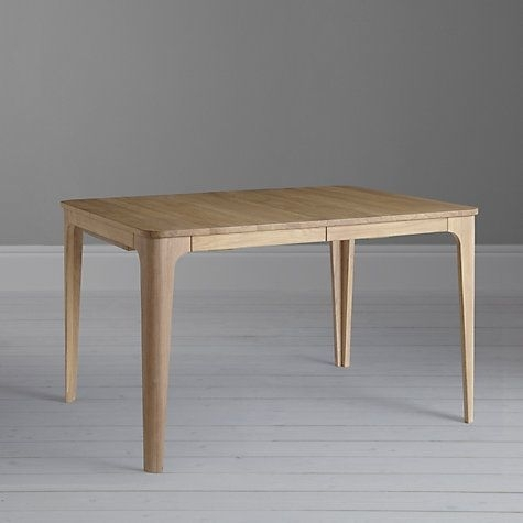 Ebbe Gehl For John Lewis Mira 4-8 Seater Extending Dining Table in Small Extending Dining Tables