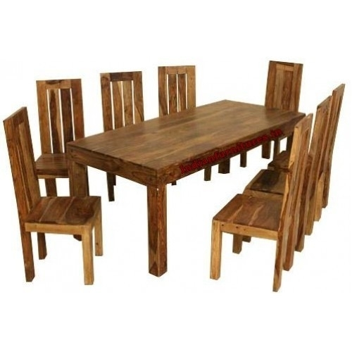 Eight Seater Dining Table At Rs 40000 /set | Dining Table - Harshith for Dining Tables For Eight