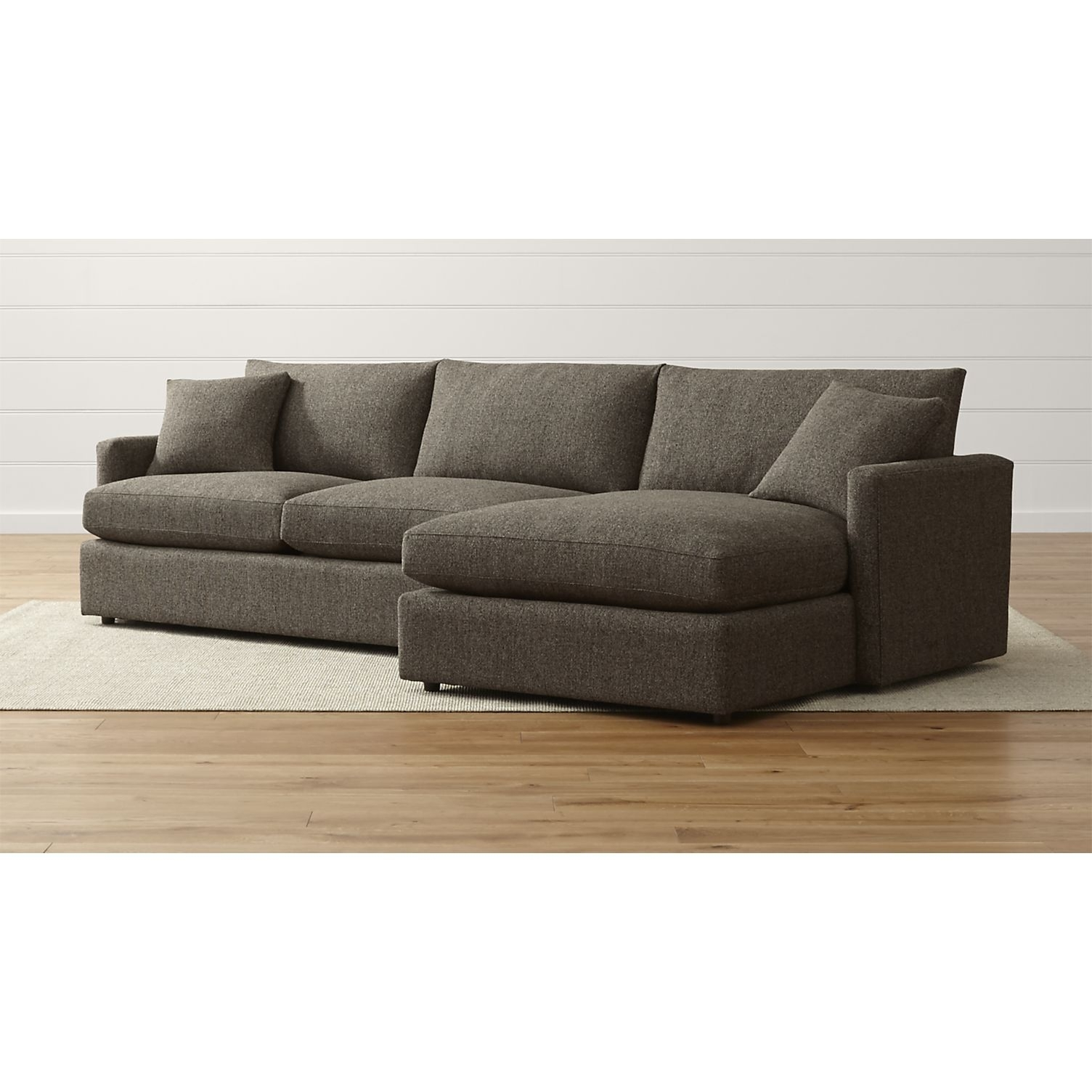 Elegant Futon Sectional Sofa Bed Pictures — Beautiful Furniture Home Intended For Arrowmask 2 Piece Sectionals With Sleeper & Right Facing Chaise (Image 6 of 25)