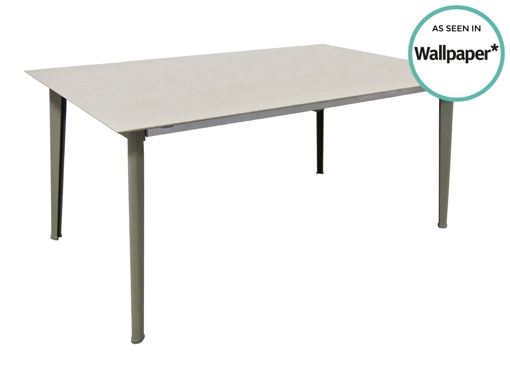Emu Kira Outdoor Dining Tablechistophe Pillet - Chaplins intended for Outdoor Extendable Dining Tables