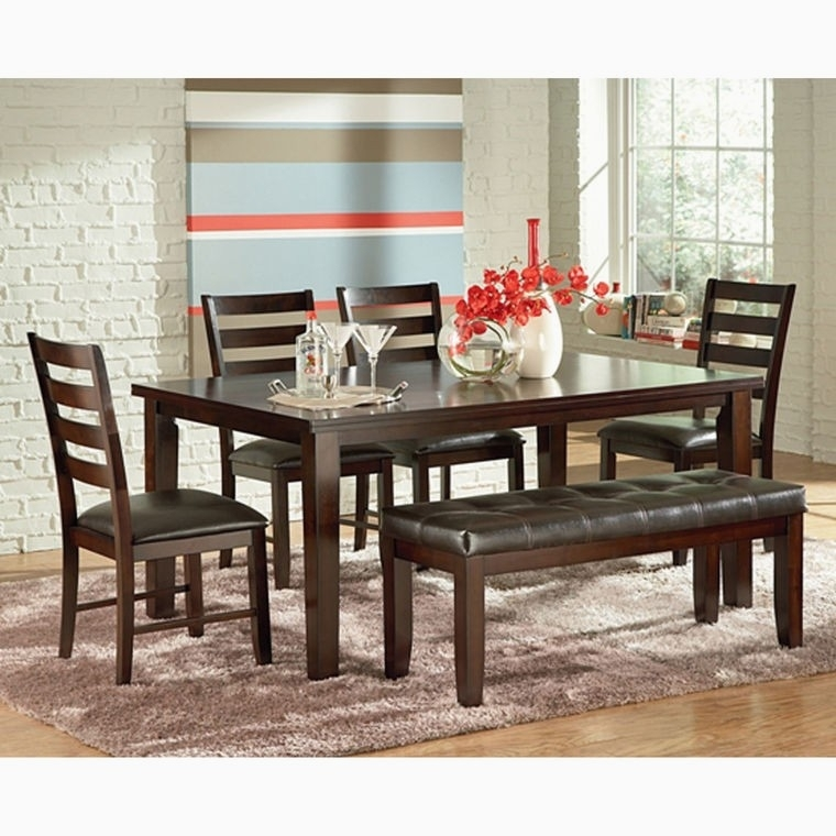Encino Espresso Rectangle Dining Table - Dining Tables Ideas inside Lindy Espresso Rectangle Dining Tables