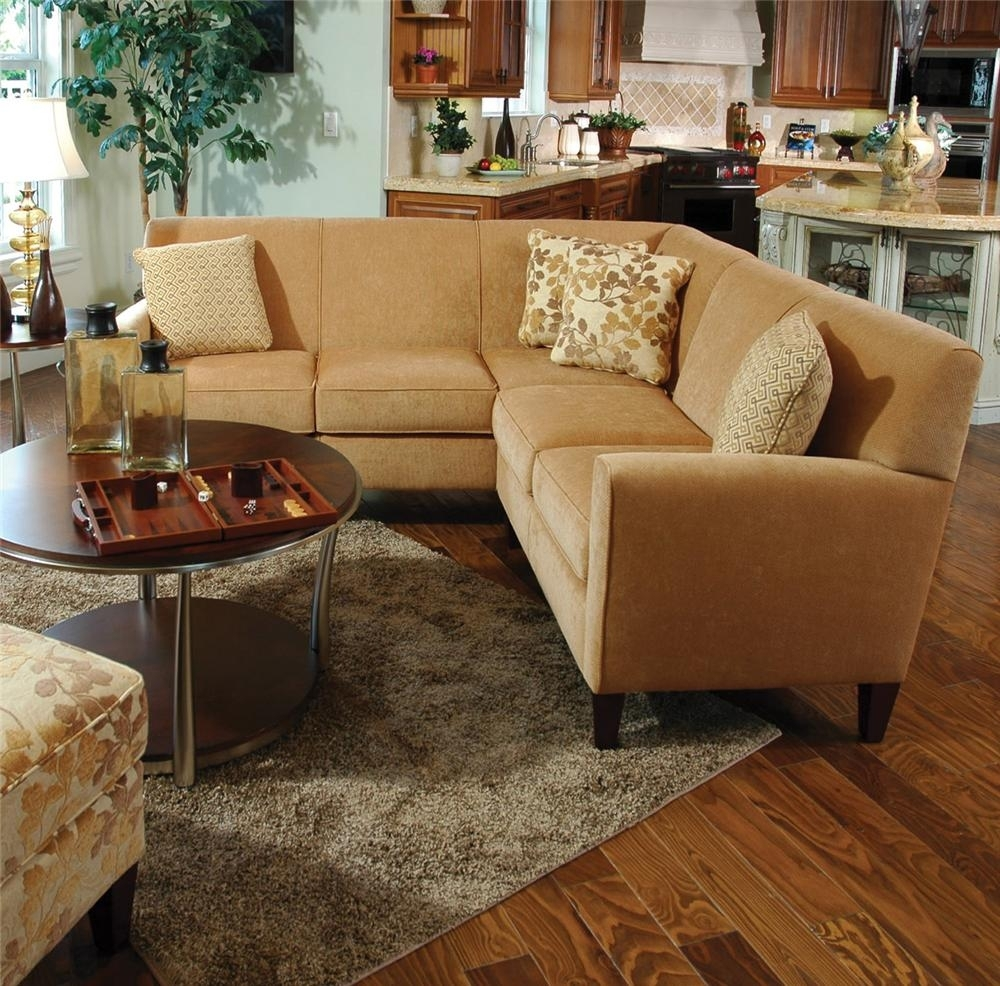 England Collegedale Contemporary 2 Piece Sectional – Ahfa – Sofa With Collins Sofa Sectionals With Reversible Chaise (View 13 of 25)