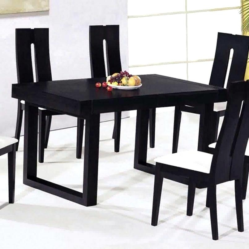 Enjoyable Modern Design Dining Tables Full Size Black Wood Dining With Buy Dining Tables (View 11 of 25)