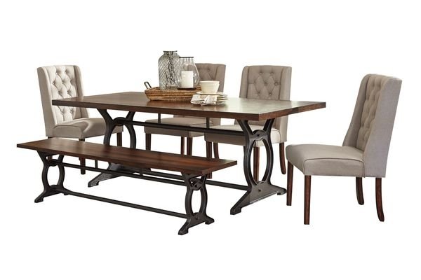 Epic Sale On Dining Room Sets | Gardner White In Grady Round Dining Tables (Image 6 of 25)