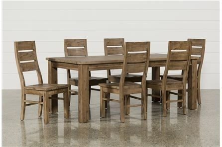 Erickson 7 Piece Dining Set – Main Livingspaces | Kitchen Within Mallard 7 Piece Extension Dining Sets (View 12 of 25)