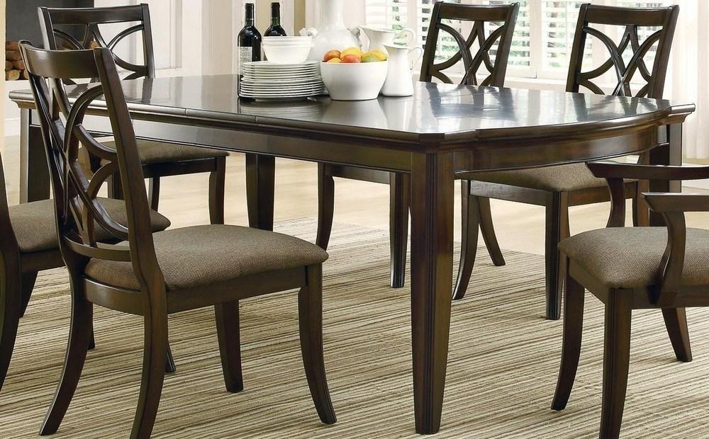 Espresso Rectangular Dining Table – Dining Tables Ideas With Lindy Espresso Rectangle Dining Tables (Photo 1 of 25)