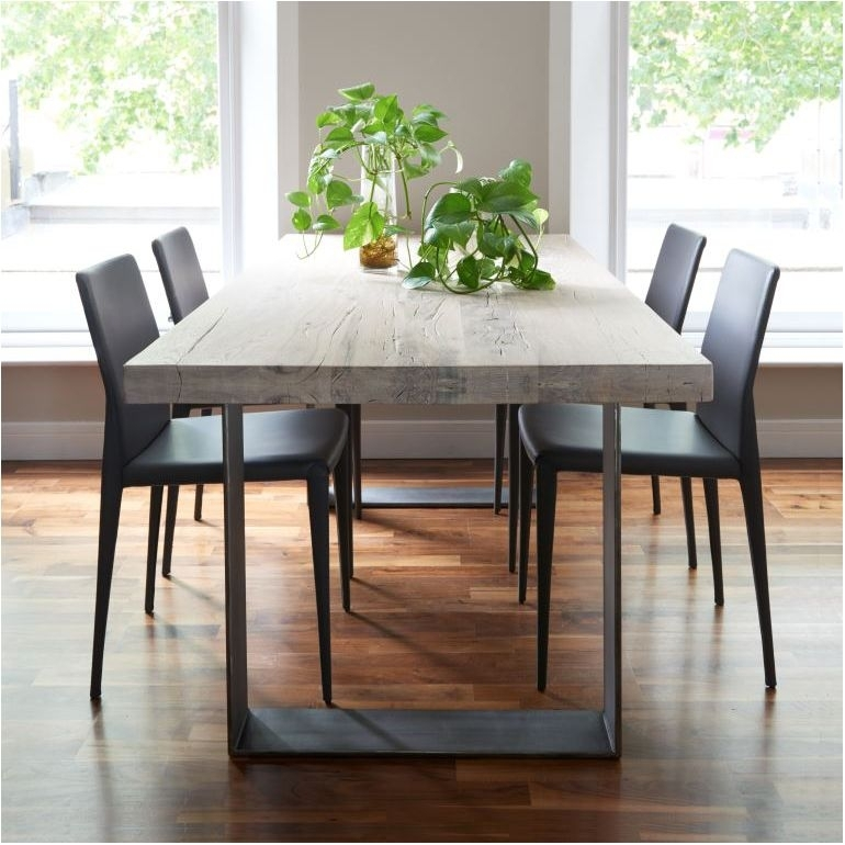 Excellently Dining Room Solid Wood Top Dining Table Wood Kitchen within Dark Wood Dining Tables