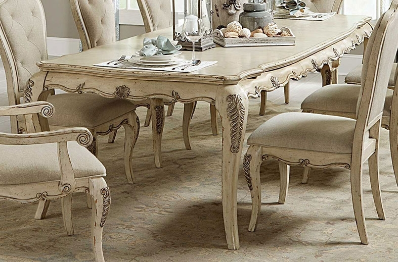 Exclusive Furniture - Houston Tx Furniture Store|Dining Room intended for Craftsman 5 Piece Round Dining Sets With Side Chairs