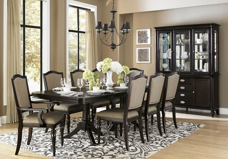 Exclusive Furniture – Houston Tx Furniture Store Dining Room Regarding Cheap Dining Room Chairs (Image 18 of 25)