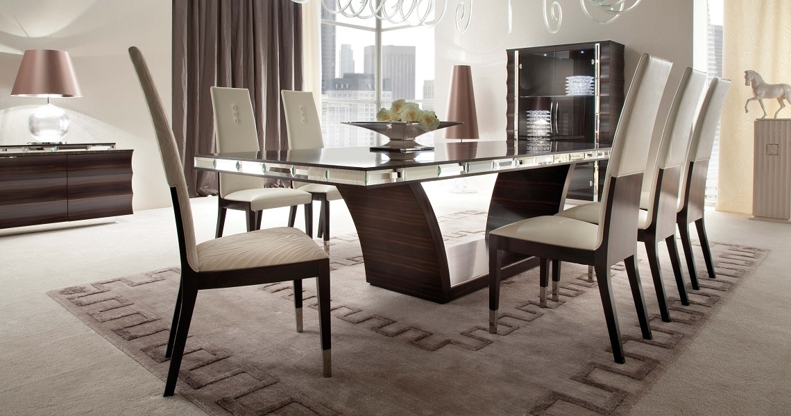Exclusiveandreotti Presents Giorgio Collection Luxury Kitchen Intended For Dining Tables And Chairs (Image 17 of 25)