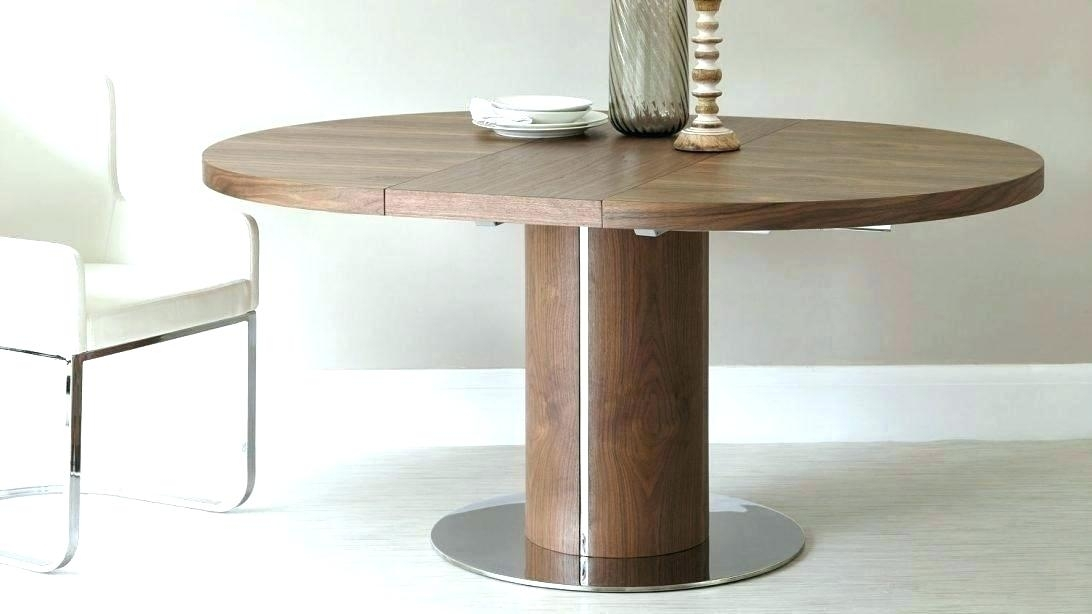Expandable Dining Set – Medtab With Regard To Round Extendable Dining Tables (View 4 of 25)