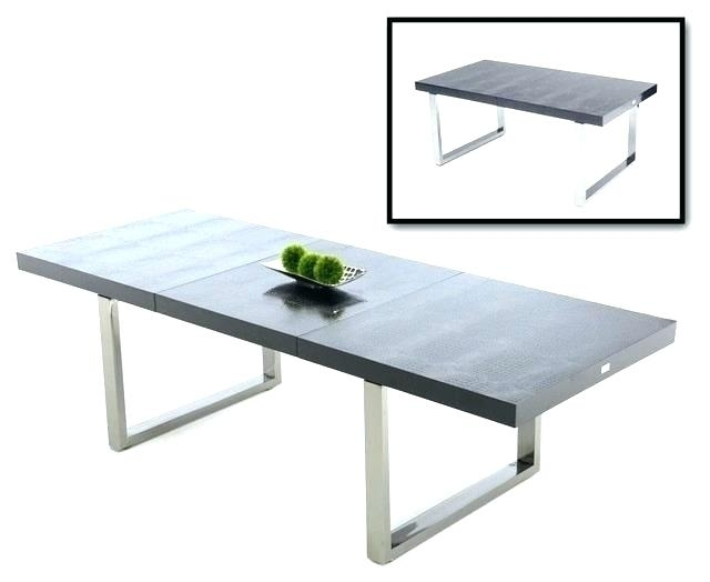 Expandable Patio Table Outdoor Dining Tables On Sale Patio Tables Pertaining To Outdoor Extendable Dining Tables (Image 12 of 25)