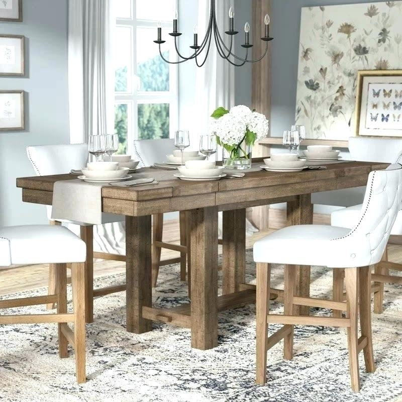 Extendable Dining Room Sets – Gaing With Extendable Round Dining Tables Sets (Image 10 of 25)