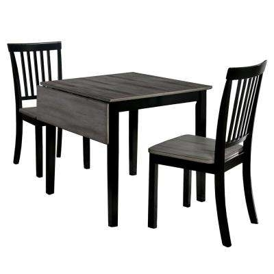 Extendable – Dining Room Sets – Kitchen & Dining Room Furniture Within Black Extendable Dining Tables And Chairs (View 21 of 25)