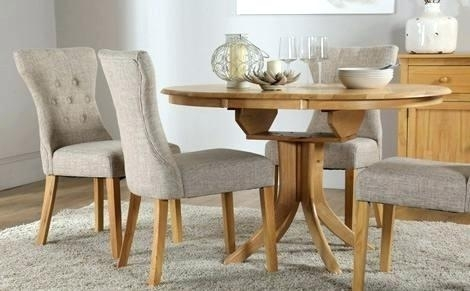 Extendable Dining Room Sets Rustic Extendable Dining Tables Dining Pertaining To Round Extendable Dining Tables And Chairs (Photo 16 of 25)