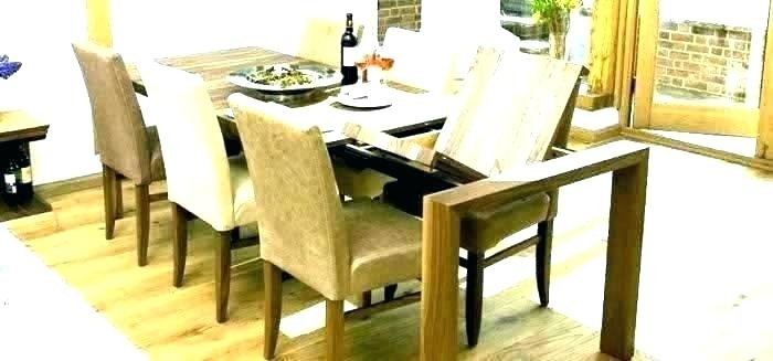 Extendable Dining Room Table – Ezeizadigital In Small Extendable Dining Table Sets (Photo 20 of 25)