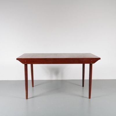 Extendable Dining Table, 1950S For Sale At Pamono Intended For Extendable Dining Tables (Image 11 of 25)
