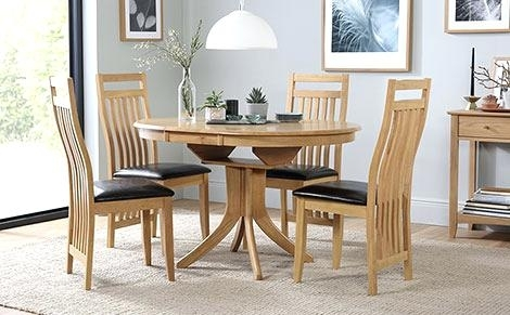 Extendable Dining Table And Chairs – Sakam for Extendable Dining Table Sets