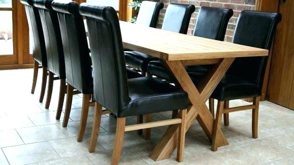 Extendable Dining Table Seats 8 Extending Dining Table Oak Dining For Extendable Dining Tables With 8 Seats (Image 14 of 25)