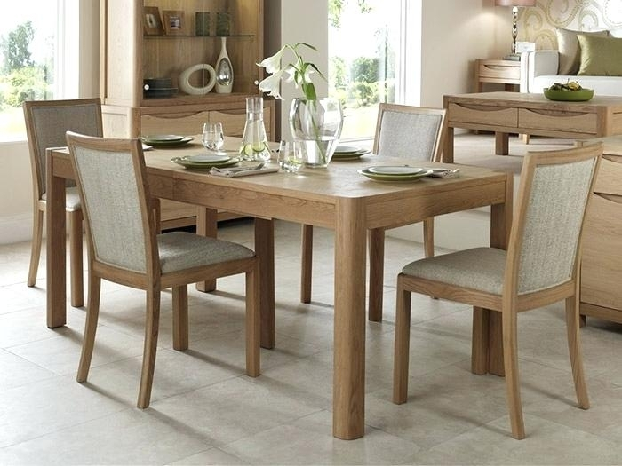 Featured Photo of Extendable Dining Room Tables And Chairs