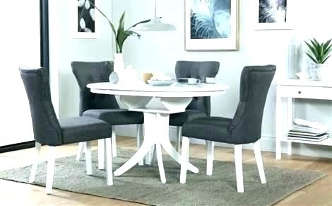 Extendable Dining Table Set Best Extendable Dining Table Set With Regard To Extending Dining Tables Set (Image 11 of 25)
