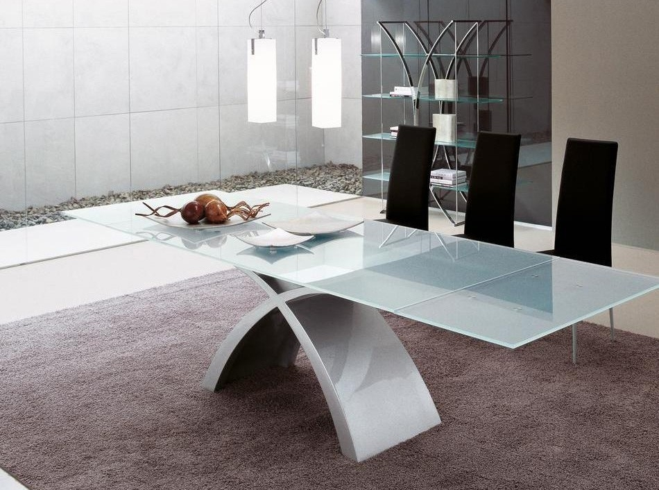 Extendable Dining Table Tokyotonin Casa Pertaining To Tokyo Dining Tables (Image 8 of 25)