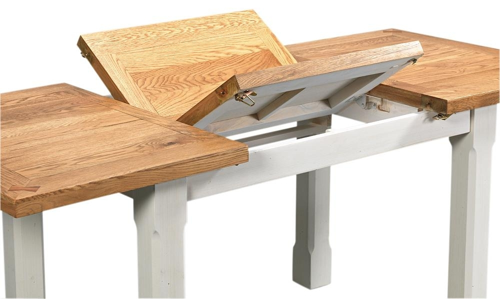 Extendable Dining Tables – A Perfect Solution If You Have Guests inside Extendable Dining Tables