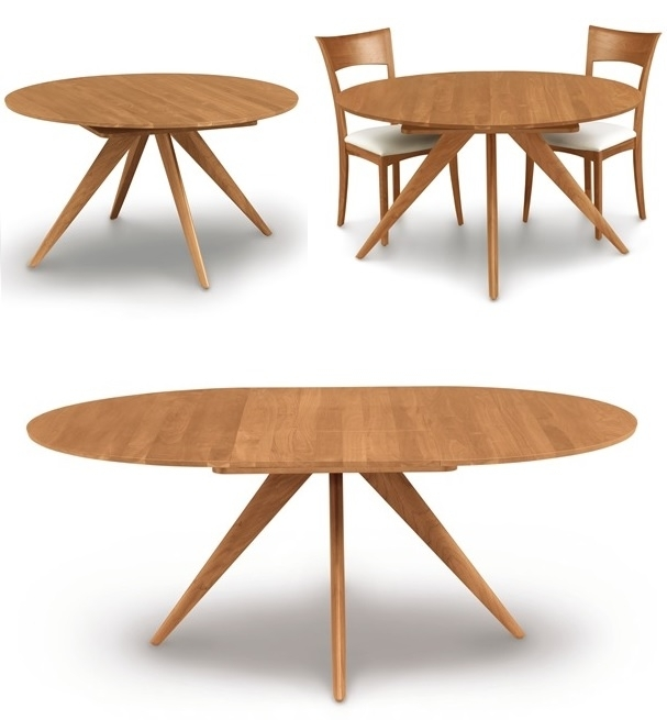 Extendable Dining Tables: From Simple Table Into A Great Table For Extendable Dining Tables (Image 13 of 25)