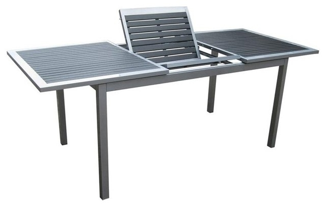 Extendable Outdoor Dining Table – Onlinemedguide Within Outdoor Extendable Dining Tables (Photo 5 of 25)