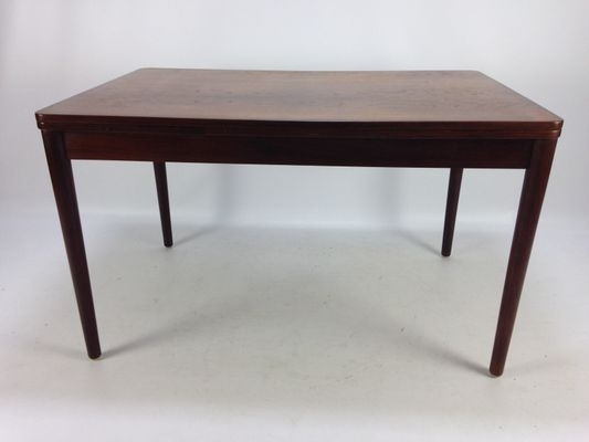 Extendable Teak Dining Table From Pastoe, 1960S For Sale At Pamono With Helms Rectangle Dining Tables (Image 8 of 25)